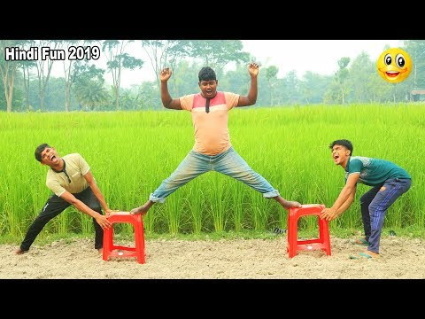 Indian New funny Video😄-😅Hindi Comedy Videos 2019-Episode-64--Indian Fun || ME Tv