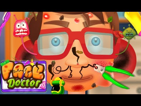Video of Face Doctor - Free Kids Game