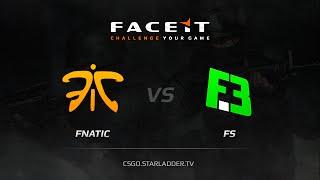 Flipsid3 vs fnatic, game 1