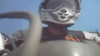 10. 2009 Suzuki QuadSport Z400 - ATV First Ride