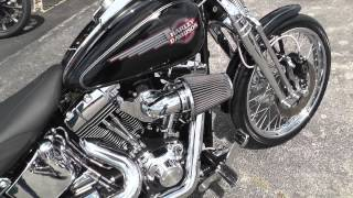 6. 045404 - 2006 Harley Davidson Softail Springer FXSTS - Used Motorcycle For Sale
