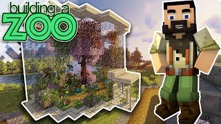 I'm Building A Zoo In Minecraft! - The Most Colourful Exhibit?! - EP27