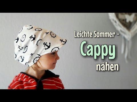 Cappy - Nähanleitung - Für Anfänger - OHNE Schnittmuster - Nähtinchen