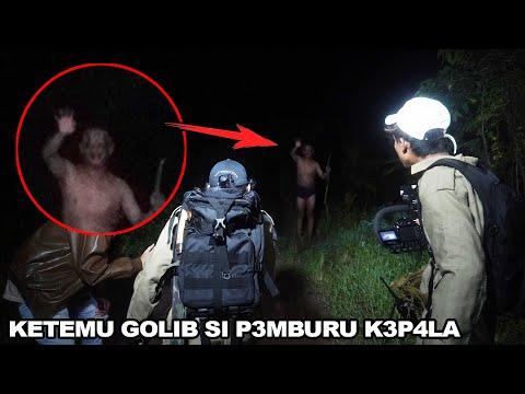 HATI-H4TI JAGA JARAK JIKA KETEMU ORANG INI DI HUTAN !!