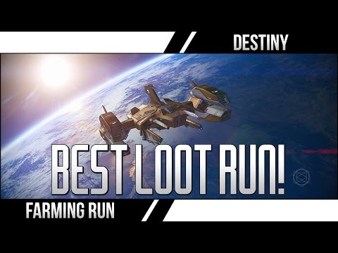 LOOT!!! - Destiny Multiplayer Chest Farming Route! Subscribe for future Destiny Videos!