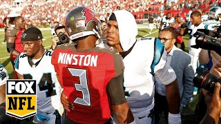 Jameis Winston is the better QB option than Cam Newton right now — Terry Bradshaw | FOX NFL by FOX Sports