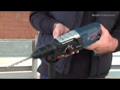Bosch Bohrhammer GBH 2-28 DFV, 850W, 230V EU