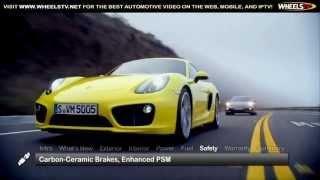 2014 Porsche Cayman Test Drive - WheelsTV