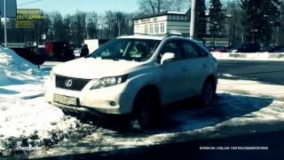 Большой тест-драйв (видеоверсия): Lexus RX350