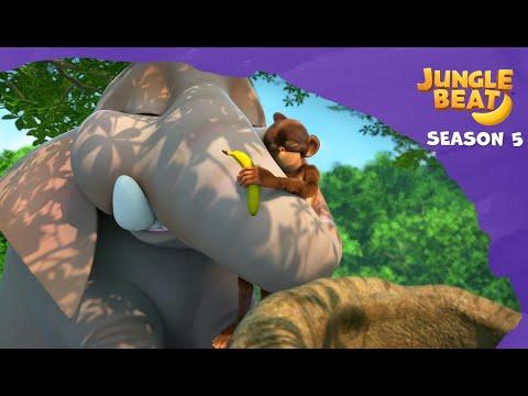 Jungle Beat- Munki and Trunk Season 5 Episode 8