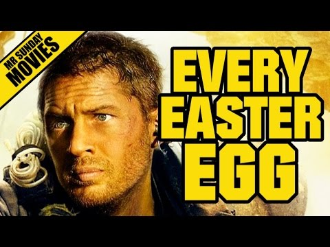 Every Easter Egg and Reference Hidden in George Miller  s Film  Mad Max Fury