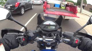 2. Rabid Hedgehog Used Bike Review of the 2009 Kawasaki ER-6N