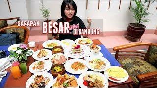 Video KENYANG MAMPUS! Sarapan BESAR di Bandung (Savoy Homann) MP3, 3GP, MP4, WEBM, AVI, FLV Desember 2018