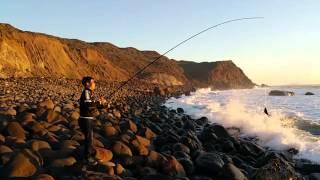 Viaje a Playa Saldamando!