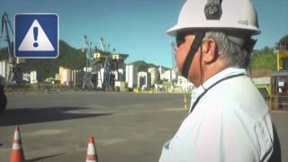 Briefing Segurança Terminal TPP