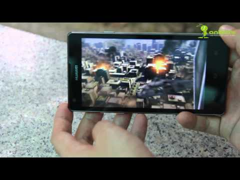 Huawei G700 Review, 5 inch MTK6589 Quad Core IPS Screen Smartphone