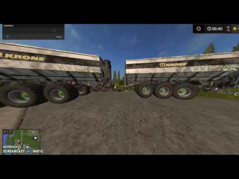 F-450 Kryptek Truck v1.0