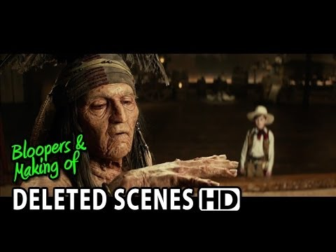 The Lone Ranger (2013) Deleted, Extended & Alternative Scenes #2