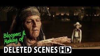 The Lone Ranger (2013) Deleted, Extended&Alternative Scenes #2