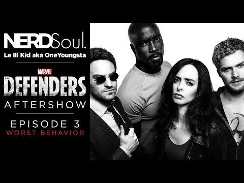 Marvel The Defenders Reaction & Review Season 1 Episode 3 - Netflix Binge | NERDSoul