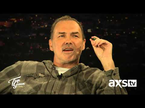 Comedian Norm Macdonald Gives Insight Into How He Developed His Comedic Style Tom Green Live