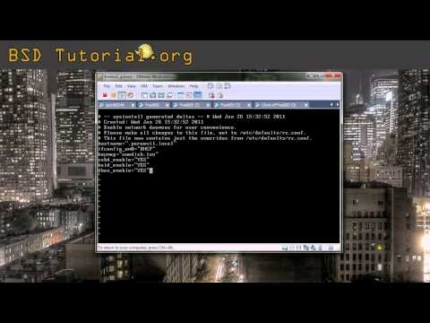 Video FreeBSD - gnome installation tutorial download in MP3, 3GP, MP4, WEBM, AVI, FLV January 2017