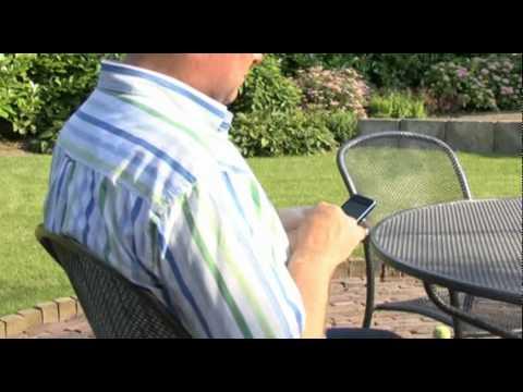 Video of Egardia Alarm System App