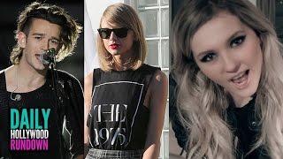 """Taylor Swift Dating Matt Healy? Abigail Breslin VS 5SOS Michael """"You Suck"""" Music Video (DHR)"""