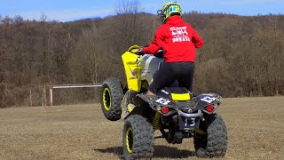 9. Can-Am Renegade 650 XXC 2019