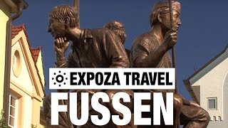 Fussen Germany  city images : Fussen (Germany) Vacation Travel Video Guide
