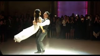 "Video Most romantic first dance ever to ""Don't stop believing"" MP3, 3GP, MP4, WEBM, AVI, FLV Juni 2018"