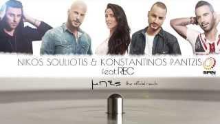 Nikos Souliotis & Konstantinos Pantzis videoklipp Mpes (feat. Rec) (Remix)