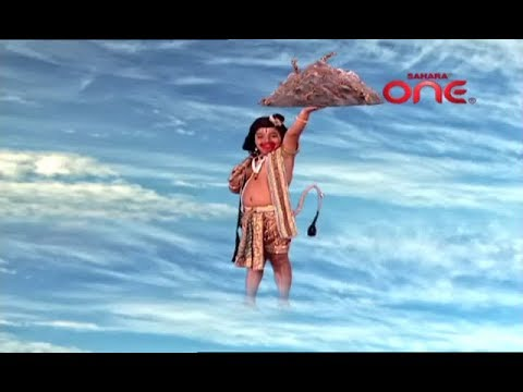 Video Baal Hanuman brining the Sanjeevani Booti in जय जय जय बजरंगबली - Jai Jai Jai Bajrangbali HD download in MP3, 3GP, MP4, WEBM, AVI, FLV January 2017