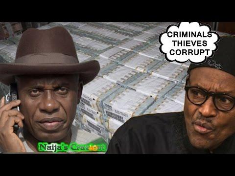 How Nigerian Politicians Hide Billions Of Stolen Dollars In Cash In Random Houses