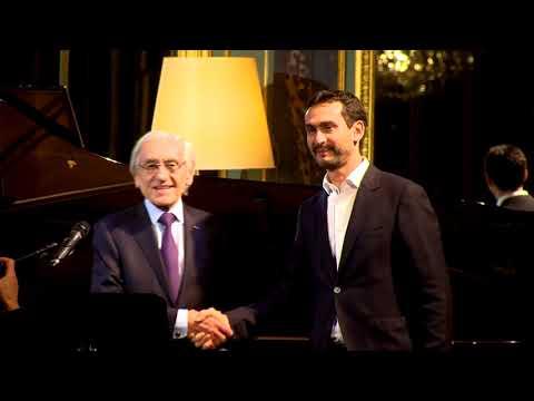 Fondation Prince Louis de Polignac award ceremony