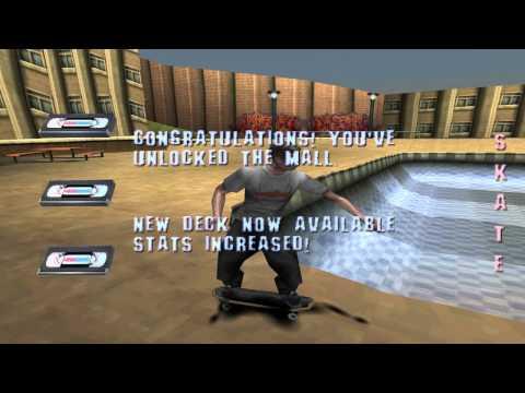 tony hawk pro skater playstation 3