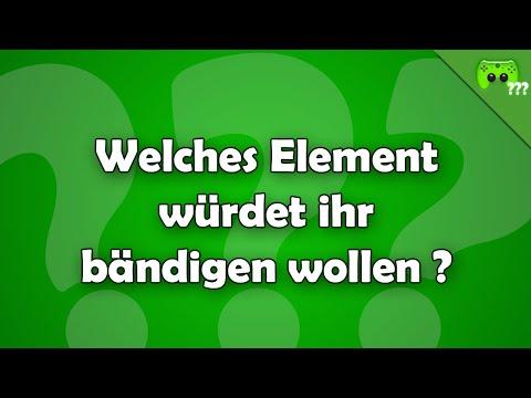 Welches Element würdet ihr bändigen wollen ? - Frag PietSmiet ?!