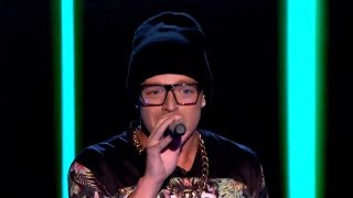 The Voice UK 2014 Blind Audition Callum Crowley 'Climax' FULL