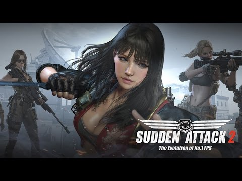 Sudden Attack 2: The Sexy FPS Gameplay