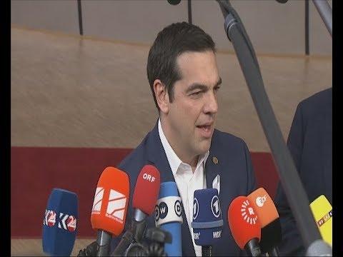Αλ. Τσίπρας: Πρέπει να είμαστε πολύ ευθείς και σαφείς προς την τουρκική πλευρά