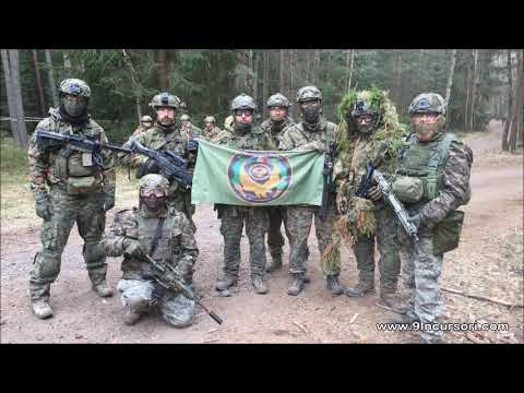 Border War 11 - 9° Incursori Softair Roma International MilSim - Repubblica Ceca -
