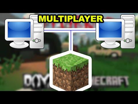 Como jogar Minecraft multiplayer online