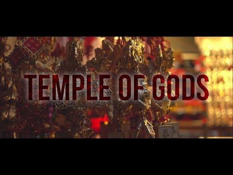 Charley Moon - Temple of Gods (ft. Shariq DeVonte) [Official Video]
