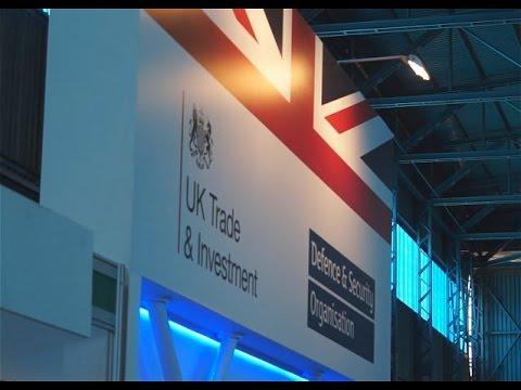 AAD 2014 British defense security industry Africa Aerospace and defense exhibition Pretoria south Af