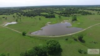 """115 Acres + Cottage, """"Twin Lakes Ranch"""", CR 220, Anderson, TX (Grimes County) - Branded"""