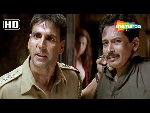 Akshay Kumar with ISI - Amitabh Bachchan, Tushar Kapoor  - Khakee - #Independencedayspecial