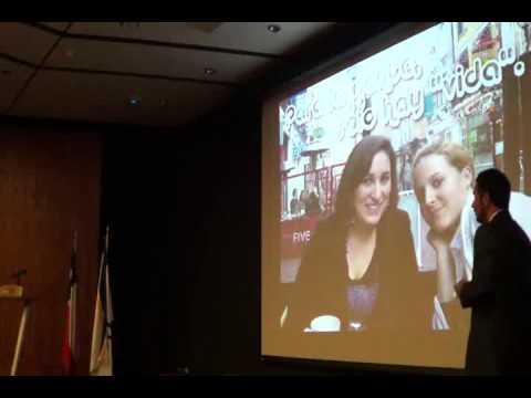 Gustavo Arias 1er Seminario de Publicidad y Marketing Digital