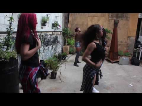 Vanessa Mdee - Cash Madame (Behind The Scenes)