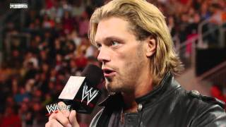 Video Raw: Edge reveals that he must retire from competition MP3, 3GP, MP4, WEBM, AVI, FLV Juli 2018