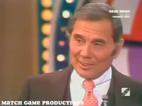 "Match Game Synd. (Episode 5) (""The Virgin Bride"") (Yes, Sir BLANK) (With End Credits)"